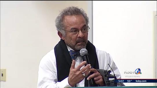 Dr. Castellanos Talk